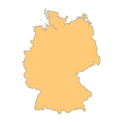 recht_map_germany